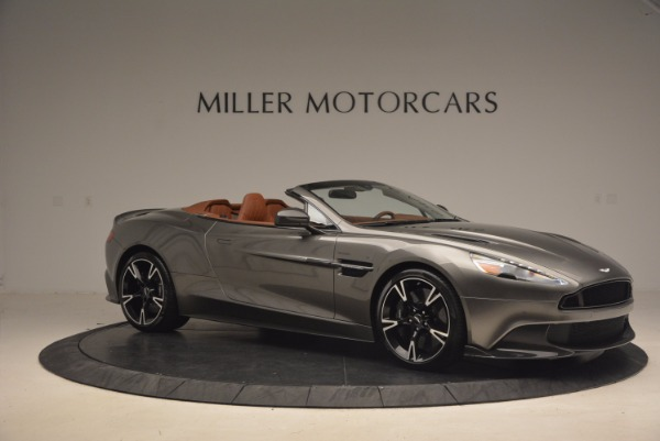 Used 2018 Aston Martin Vanquish S Convertible for sale Sold at Aston Martin of Greenwich in Greenwich CT 06830 10