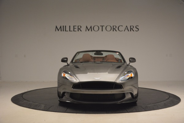 Used 2018 Aston Martin Vanquish S Convertible for sale Sold at Aston Martin of Greenwich in Greenwich CT 06830 12