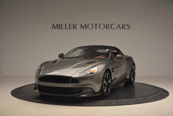 Used 2018 Aston Martin Vanquish S Convertible for sale Sold at Aston Martin of Greenwich in Greenwich CT 06830 13