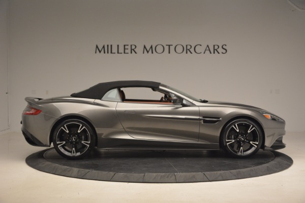 Used 2018 Aston Martin Vanquish S Convertible for sale Sold at Aston Martin of Greenwich in Greenwich CT 06830 16