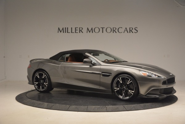 Used 2018 Aston Martin Vanquish S Convertible for sale Sold at Aston Martin of Greenwich in Greenwich CT 06830 17