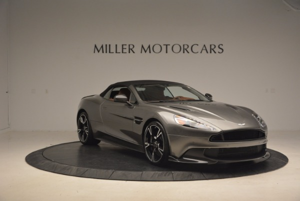 Used 2018 Aston Martin Vanquish S Convertible for sale Sold at Aston Martin of Greenwich in Greenwich CT 06830 18
