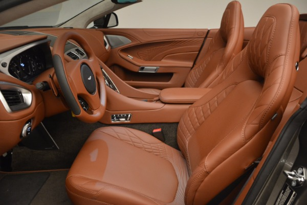 Used 2018 Aston Martin Vanquish S Convertible for sale Sold at Aston Martin of Greenwich in Greenwich CT 06830 19