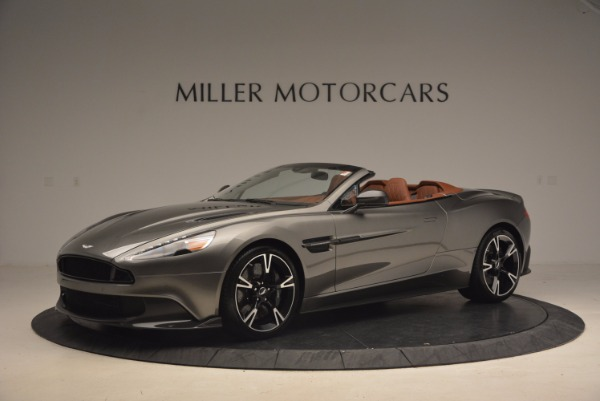 Used 2018 Aston Martin Vanquish S Convertible for sale Sold at Aston Martin of Greenwich in Greenwich CT 06830 2