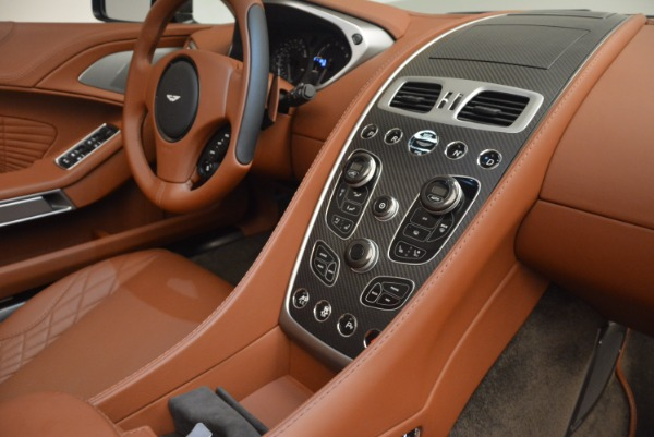 Used 2018 Aston Martin Vanquish S Convertible for sale Sold at Aston Martin of Greenwich in Greenwich CT 06830 24