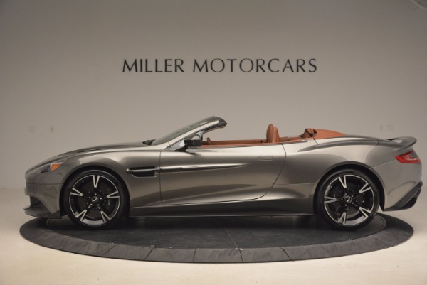 Used 2018 Aston Martin Vanquish S Convertible for sale Sold at Aston Martin of Greenwich in Greenwich CT 06830 3