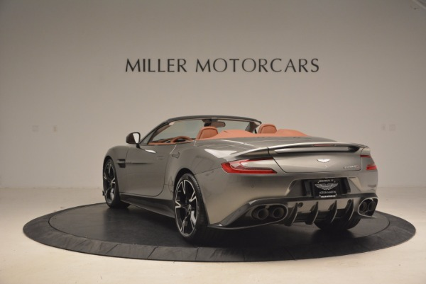 Used 2018 Aston Martin Vanquish S Convertible for sale Sold at Aston Martin of Greenwich in Greenwich CT 06830 5