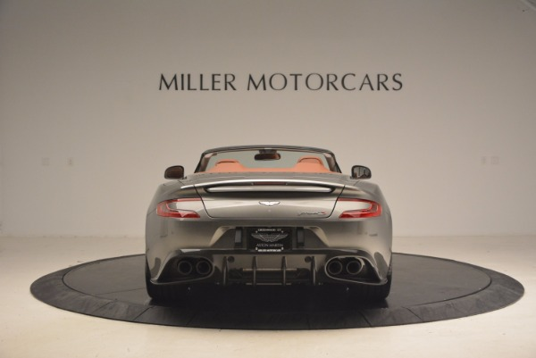 Used 2018 Aston Martin Vanquish S Convertible for sale Sold at Aston Martin of Greenwich in Greenwich CT 06830 6