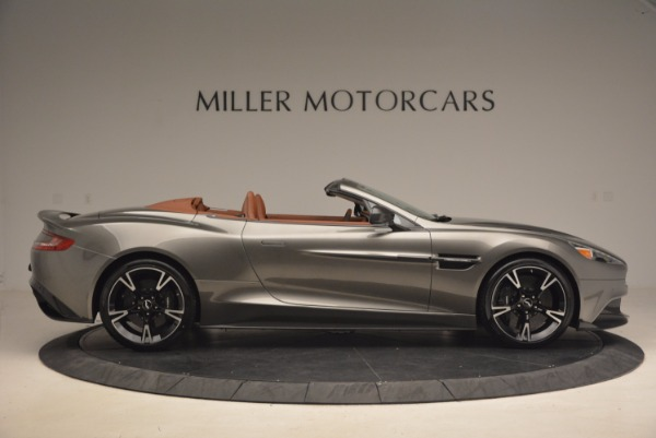 Used 2018 Aston Martin Vanquish S Convertible for sale Sold at Aston Martin of Greenwich in Greenwich CT 06830 9