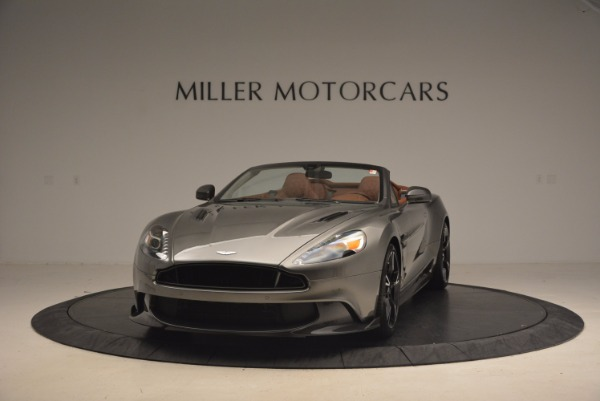 Used 2018 Aston Martin Vanquish S Convertible for sale Sold at Aston Martin of Greenwich in Greenwich CT 06830 1