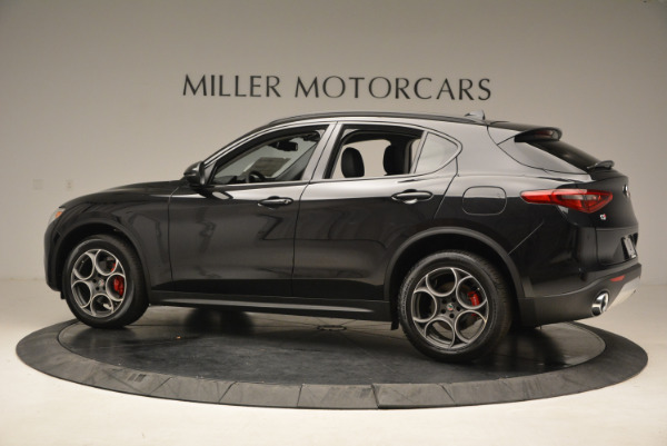 New 2018 Alfa Romeo Stelvio Sport Q4 for sale Sold at Aston Martin of Greenwich in Greenwich CT 06830 4