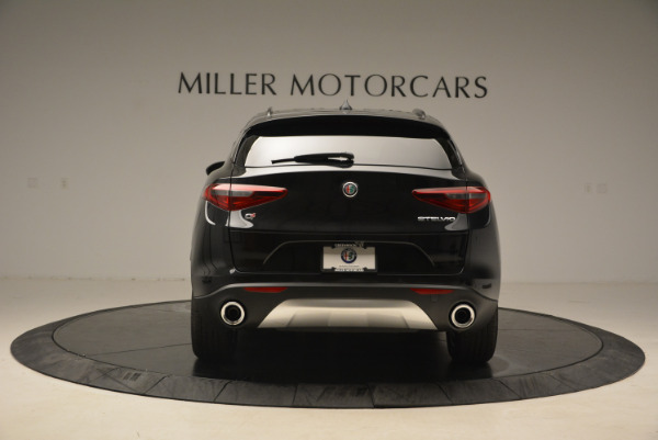 New 2018 Alfa Romeo Stelvio Sport Q4 for sale Sold at Aston Martin of Greenwich in Greenwich CT 06830 6