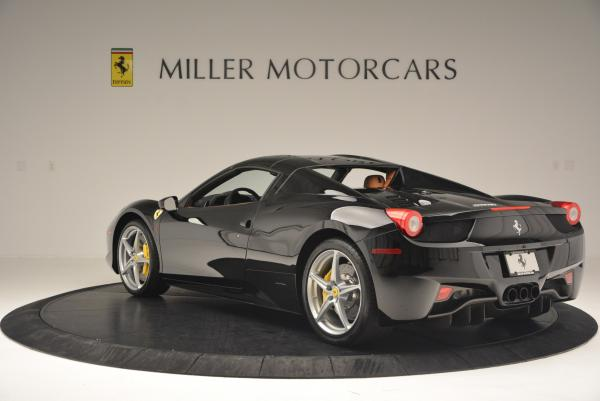 Used 2015 Ferrari 458 Spider for sale Sold at Aston Martin of Greenwich in Greenwich CT 06830 17