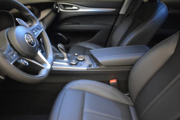 New 2018 Alfa Romeo Stelvio Sport Q4 for sale Sold at Aston Martin of Greenwich in Greenwich CT 06830 14