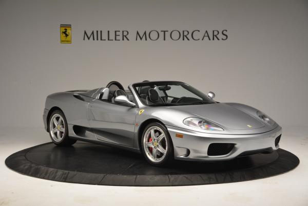 Used 2004 Ferrari 360 Spider 6-Speed Manual for sale Sold at Aston Martin of Greenwich in Greenwich CT 06830 11