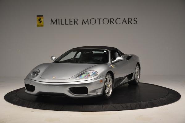 Used 2004 Ferrari 360 Spider 6-Speed Manual for sale Sold at Aston Martin of Greenwich in Greenwich CT 06830 13
