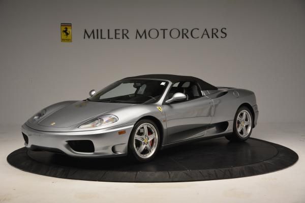 Used 2004 Ferrari 360 Spider 6-Speed Manual for sale Sold at Aston Martin of Greenwich in Greenwich CT 06830 14