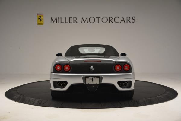 Used 2004 Ferrari 360 Spider 6-Speed Manual for sale Sold at Aston Martin of Greenwich in Greenwich CT 06830 18
