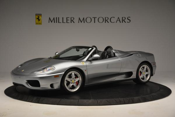 Used 2004 Ferrari 360 Spider 6-Speed Manual for sale Sold at Aston Martin of Greenwich in Greenwich CT 06830 2
