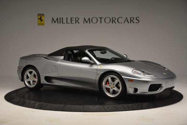 Used 2004 Ferrari 360 Spider 6-Speed Manual for sale Sold at Aston Martin of Greenwich in Greenwich CT 06830 22