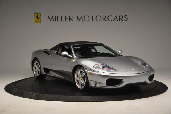Used 2004 Ferrari 360 Spider 6-Speed Manual for sale Sold at Aston Martin of Greenwich in Greenwich CT 06830 23