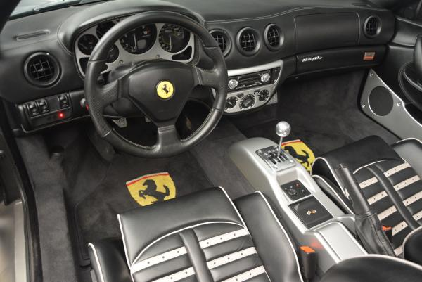 Used 2004 Ferrari 360 Spider 6-Speed Manual for sale Sold at Aston Martin of Greenwich in Greenwich CT 06830 25