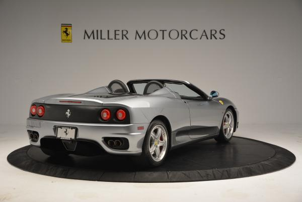 Used 2004 Ferrari 360 Spider 6-Speed Manual for sale Sold at Aston Martin of Greenwich in Greenwich CT 06830 7