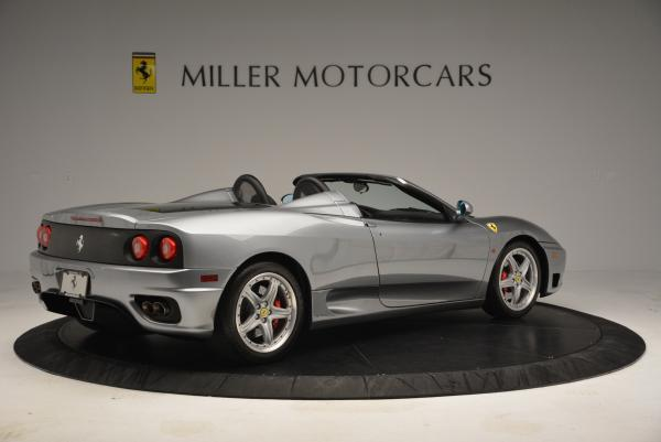 Used 2004 Ferrari 360 Spider 6-Speed Manual for sale Sold at Aston Martin of Greenwich in Greenwich CT 06830 8