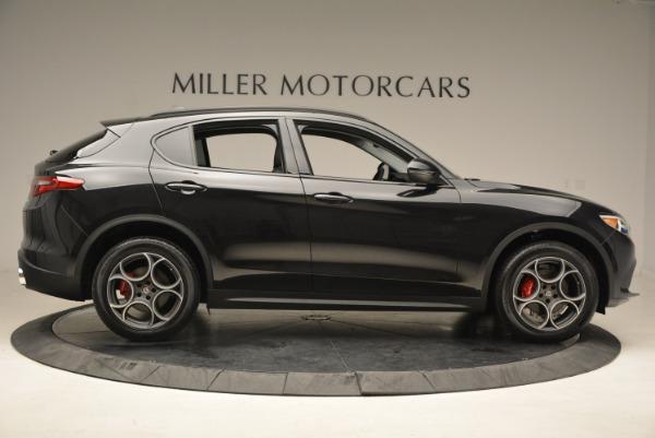 New 2018 Alfa Romeo Stelvio Sport Q4 for sale Sold at Aston Martin of Greenwich in Greenwich CT 06830 9