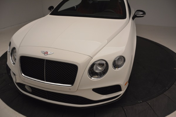 New 2017 Bentley Continental GT V8 S for sale Sold at Aston Martin of Greenwich in Greenwich CT 06830 14