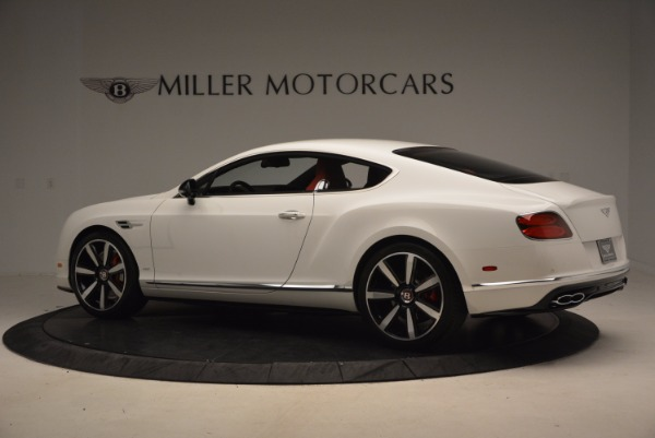 New 2017 Bentley Continental GT V8 S for sale Sold at Aston Martin of Greenwich in Greenwich CT 06830 4