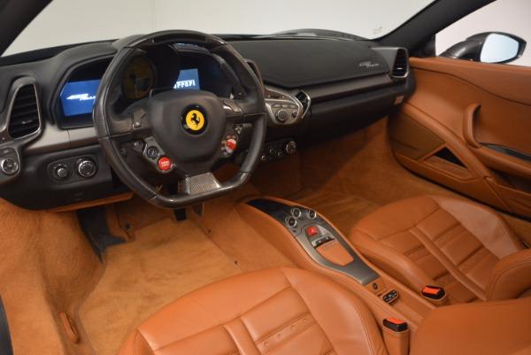 Used 2011 Ferrari 458 Italia for sale Sold at Aston Martin of Greenwich in Greenwich CT 06830 13