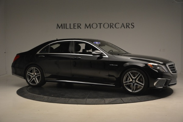 Used 2015 Mercedes-Benz S-Class S 65 AMG for sale Sold at Aston Martin of Greenwich in Greenwich CT 06830 10