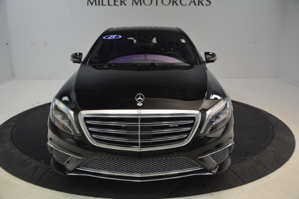 Used 2015 Mercedes-Benz S-Class S 65 AMG for sale Sold at Aston Martin of Greenwich in Greenwich CT 06830 13