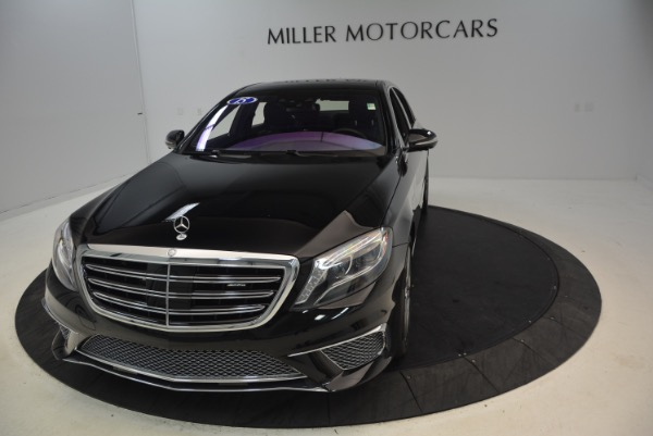 Used 2015 Mercedes-Benz S-Class S 65 AMG for sale Sold at Aston Martin of Greenwich in Greenwich CT 06830 14