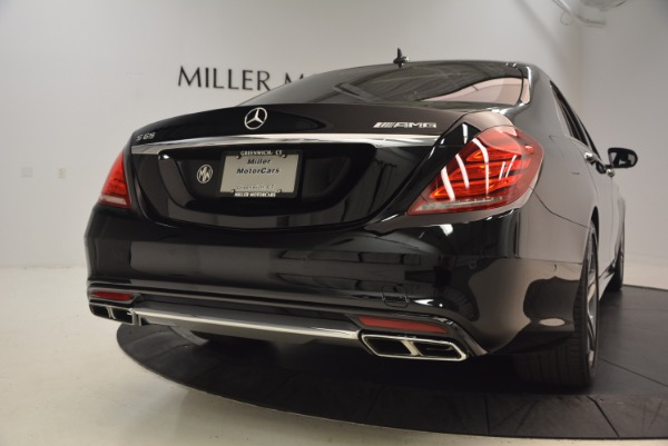 Used 2015 Mercedes-Benz S-Class S 65 AMG for sale Sold at Aston Martin of Greenwich in Greenwich CT 06830 17