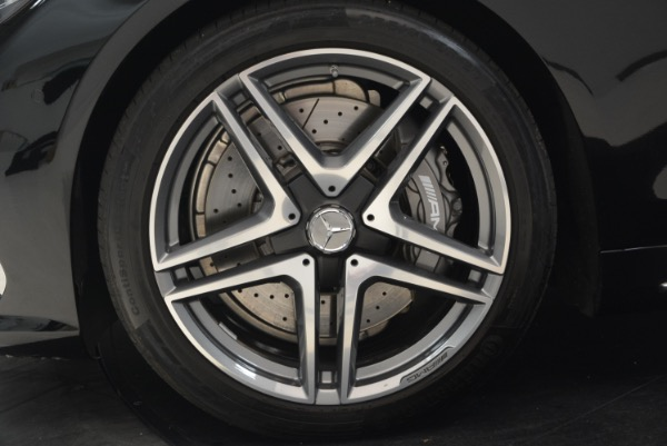 Used 2015 Mercedes-Benz S-Class S 65 AMG for sale Sold at Aston Martin of Greenwich in Greenwich CT 06830 18
