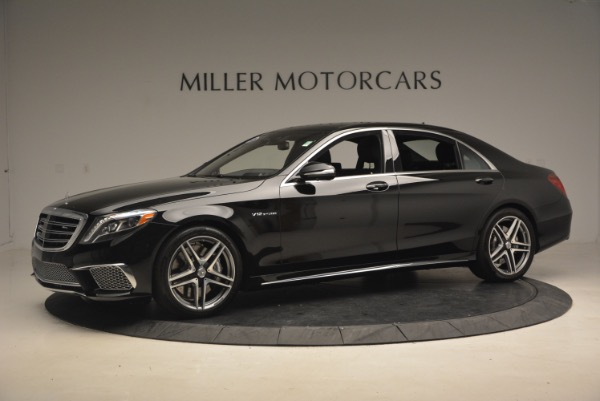 Used 2015 Mercedes-Benz S-Class S 65 AMG for sale Sold at Aston Martin of Greenwich in Greenwich CT 06830 2
