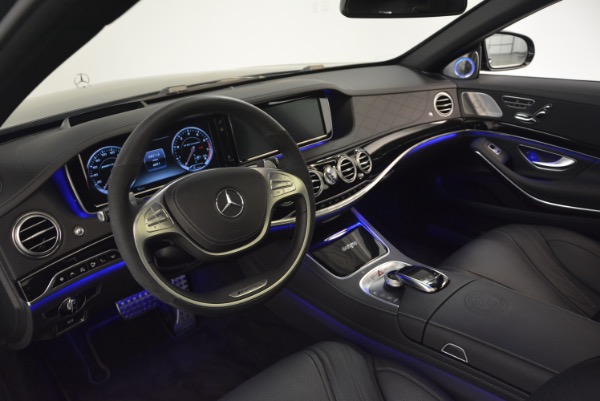 Used 2015 Mercedes-Benz S-Class S 65 AMG for sale Sold at Aston Martin of Greenwich in Greenwich CT 06830 23