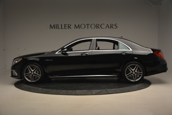 Used 2015 Mercedes-Benz S-Class S 65 AMG for sale Sold at Aston Martin of Greenwich in Greenwich CT 06830 3