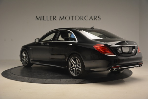Used 2015 Mercedes-Benz S-Class S 65 AMG for sale Sold at Aston Martin of Greenwich in Greenwich CT 06830 5