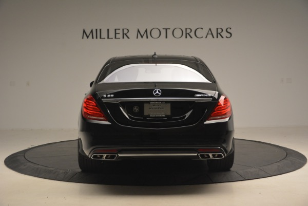 Used 2015 Mercedes-Benz S-Class S 65 AMG for sale Sold at Aston Martin of Greenwich in Greenwich CT 06830 6