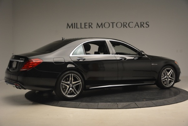 Used 2015 Mercedes-Benz S-Class S 65 AMG for sale Sold at Aston Martin of Greenwich in Greenwich CT 06830 8