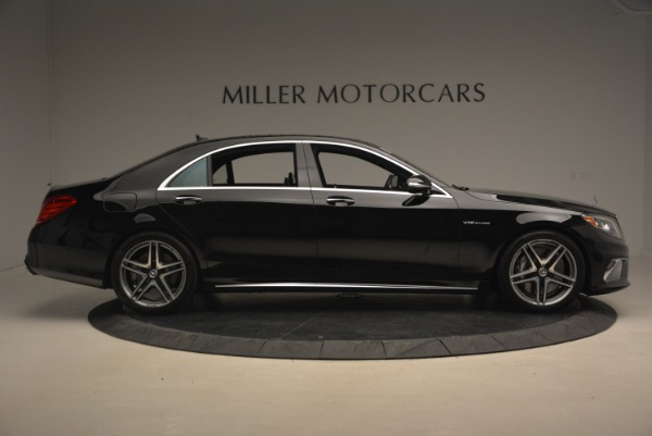 Used 2015 Mercedes-Benz S-Class S 65 AMG for sale Sold at Aston Martin of Greenwich in Greenwich CT 06830 9