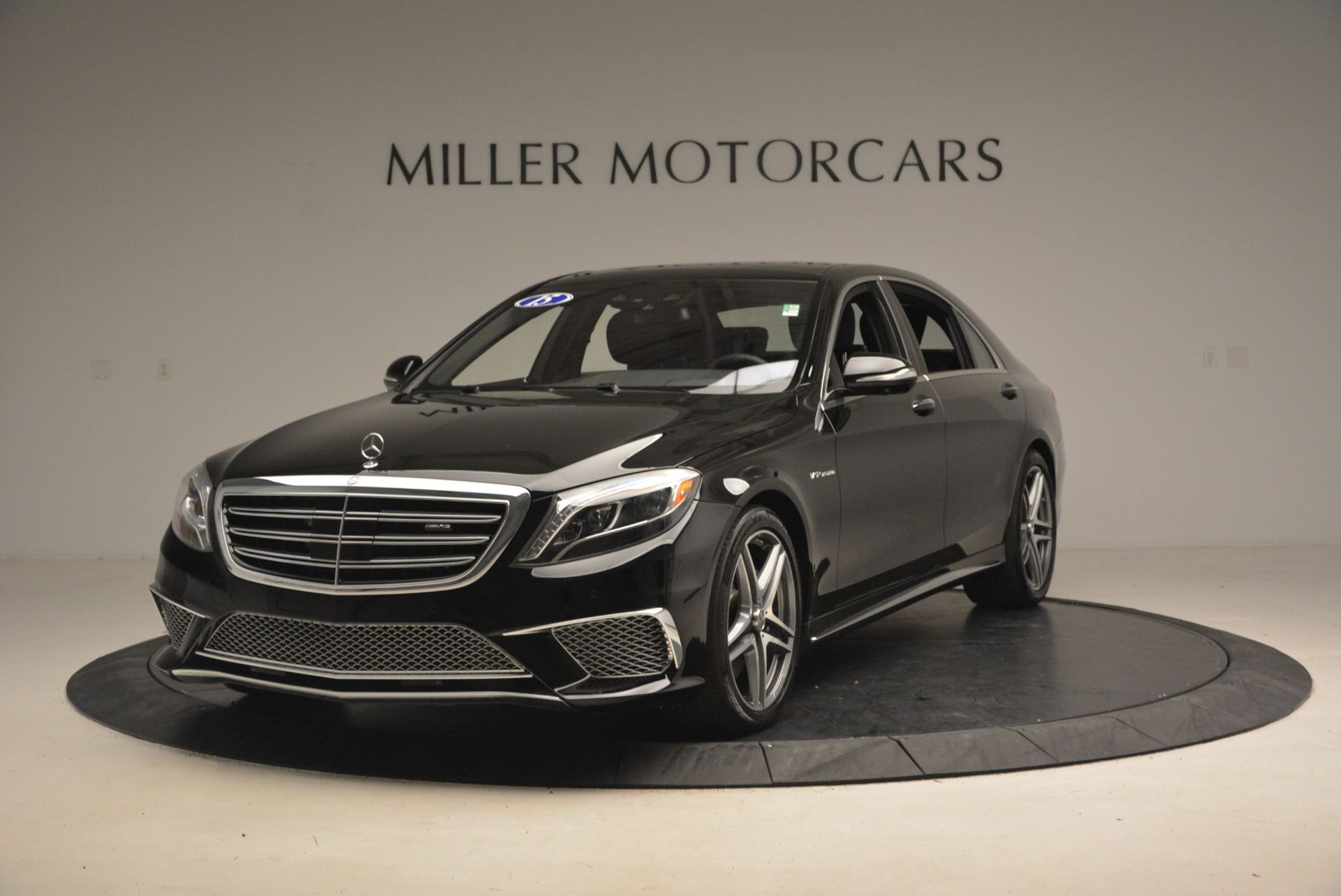 Used 2015 Mercedes-Benz S-Class S 65 AMG for sale Sold at Aston Martin of Greenwich in Greenwich CT 06830 1