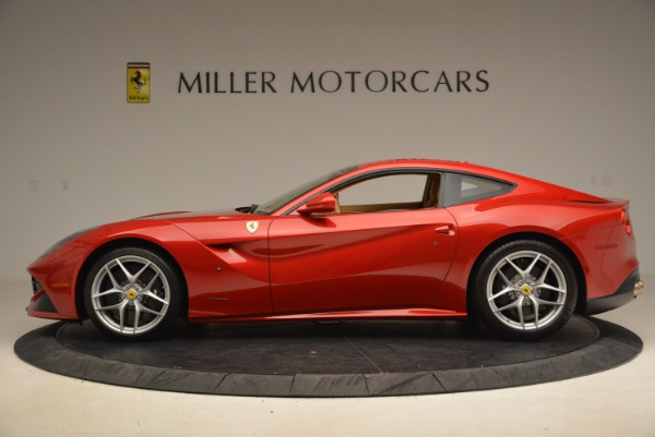 Used 2013 Ferrari F12 Berlinetta for sale Sold at Aston Martin of Greenwich in Greenwich CT 06830 3