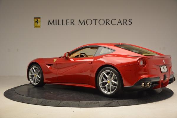 Used 2013 Ferrari F12 Berlinetta for sale Sold at Aston Martin of Greenwich in Greenwich CT 06830 4