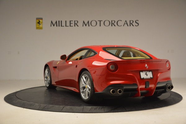 Used 2013 Ferrari F12 Berlinetta for sale Sold at Aston Martin of Greenwich in Greenwich CT 06830 5