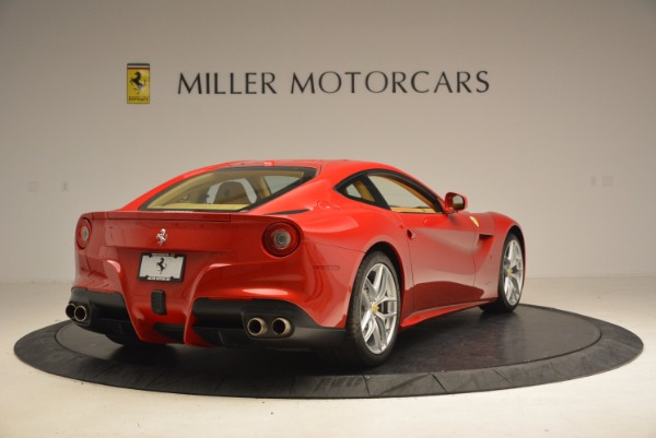 Used 2013 Ferrari F12 Berlinetta for sale Sold at Aston Martin of Greenwich in Greenwich CT 06830 7