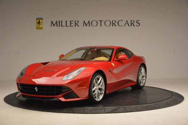 Used 2013 Ferrari F12 Berlinetta for sale Sold at Aston Martin of Greenwich in Greenwich CT 06830 1